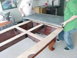Pool table moves in Naples Florida